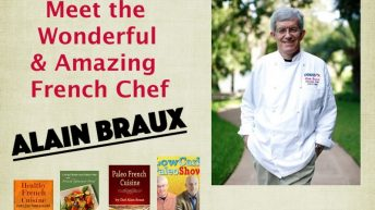 Meet Chef Alain Braux: Healthy French Cuisine